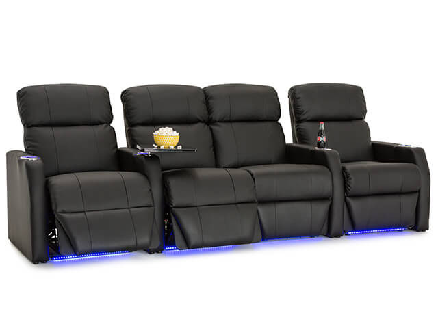 Seatcraft Sienna Home Theater Seats