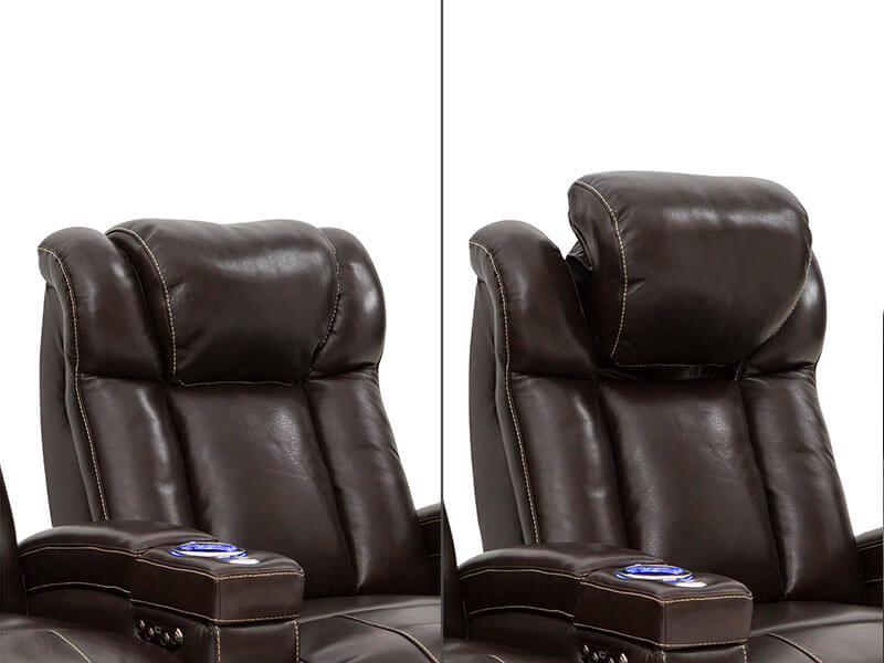 Seatcraft Sierra Home Theater Chairs