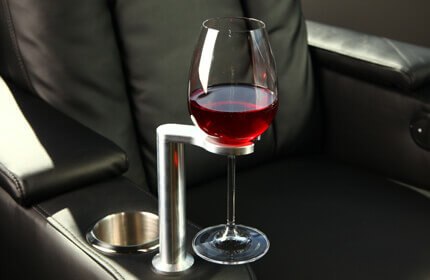 Seatcraft Wine Glass Caddy