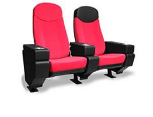 Garrus Plus Commercial Movie Seats