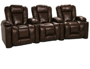 Klaussner Augustus Home Theater Seating