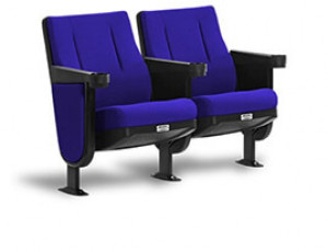 Lucca Commercial Theater Chairs