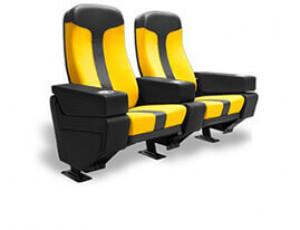 Sonic Plus Movie Theater Seats