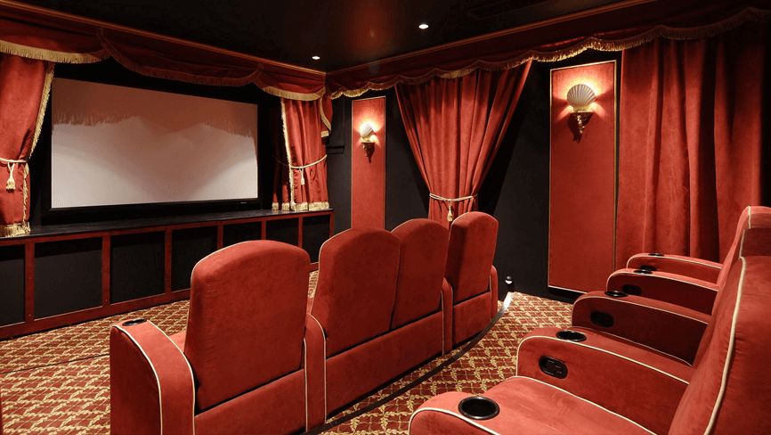 Cavallo Century Complete Theater Design