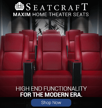 Seatcraft Maxim Home Theater Seating