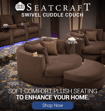 Seatcraft Swivel Cuddle Chair