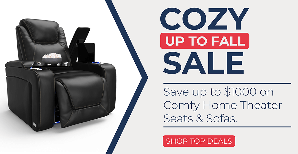 Home Theater Seating Sale