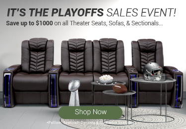Sale on Home Theater Seating