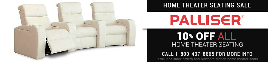 Save on Home Theater Seating