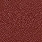 Premium Top Grain Leather - Tulsa Red