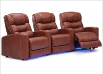 Palliser Current Media Room Chairs