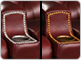 2 Different Nailhead Options for Home Theater Seating