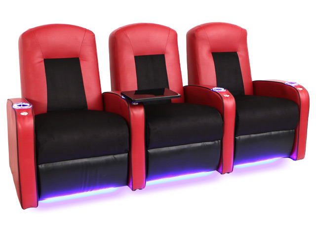 Seatcraft rapture spacesaver theater seats 4seating for Space saving seating