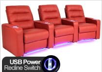 Excalibur LX Home Theater Seating