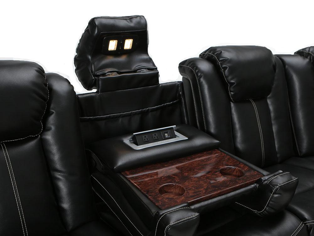Lane Omega Home Theater Furniture  seating