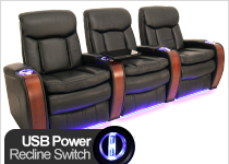 Seatcraft Madera Home Theater Seating