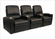 Seatcraft Home Theater Seating, Media Room Chairs, Quick Ship ...