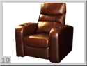 Seatcraft Achilles Home Theater Seating