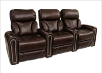 Seatcraft Cambridge Home Theater Seating