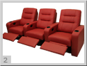 Seatcraft Excalibur Theater Seats
