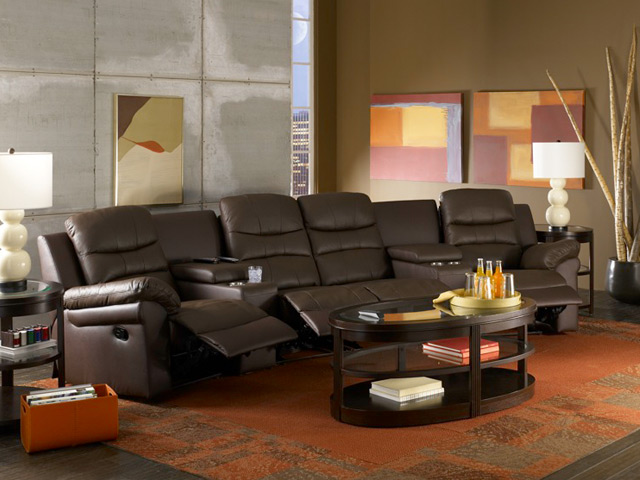 Genesis Home Theater Furniture