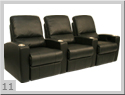 Seatcraft Majestic Home Theater Seating