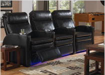 Seatcraft Marbella Home Theater Seats