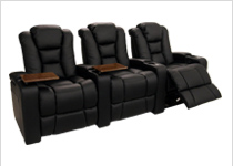 Meridian Home Theater Furniture