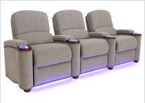 Seatcraft Monroe Home Theater Seating