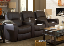 Newport Home Theater Seating