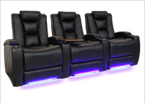 Seatcraft Highroller Home Theater Seating