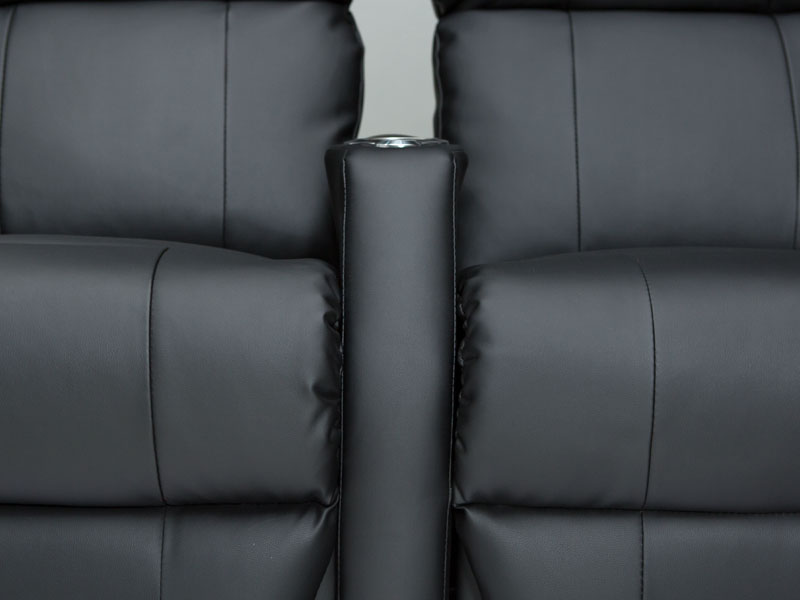 Seatcraft sienna home theater seating 4seating for Space saving seating