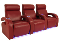 Seatcraft Turino Home Theater Seating