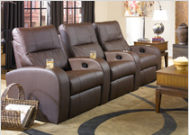 Seatcraft Vader Home Theater Seats