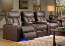 Seatcraft Verona Home Theater Furniture