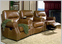 Coaster 600139 Home Theater Seating